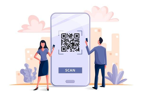 Scanning a code