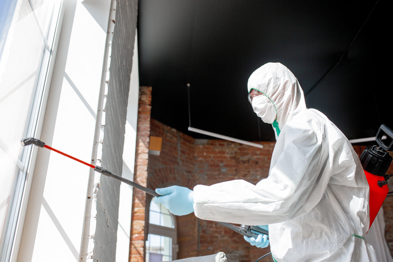 Coronavirus Myth Busting Electrostatic sprayer