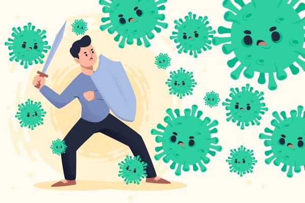 Fighting Coronavirus