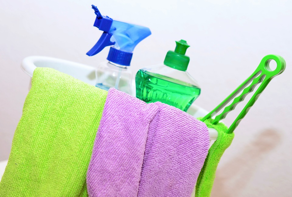 abrasive cleaners daily cleaning