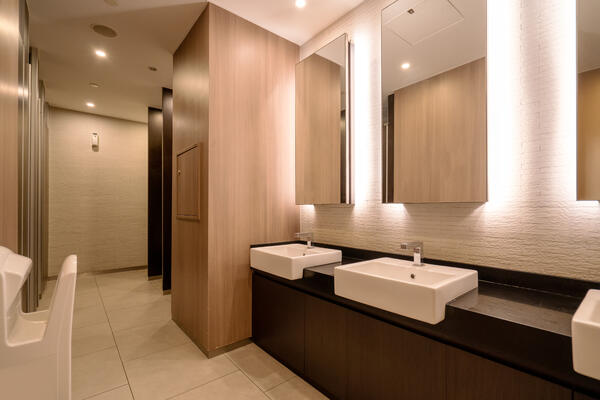 Office Bathroom Hygiene and Cleanliness
