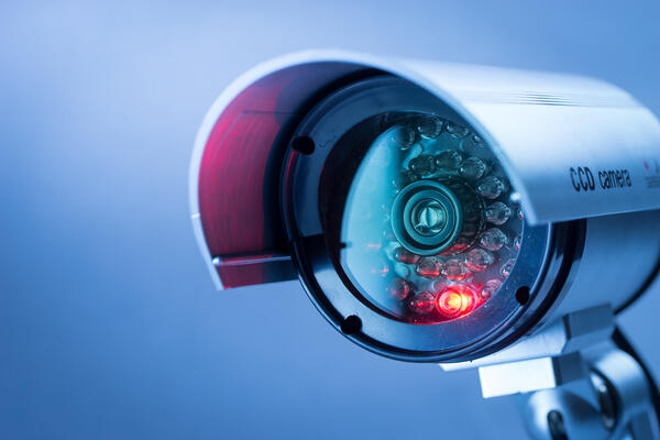 Private Security camera