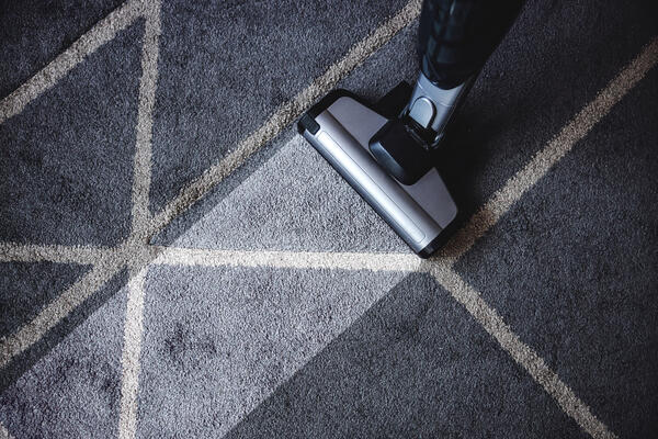 return to work after the festive break carpet cleaning