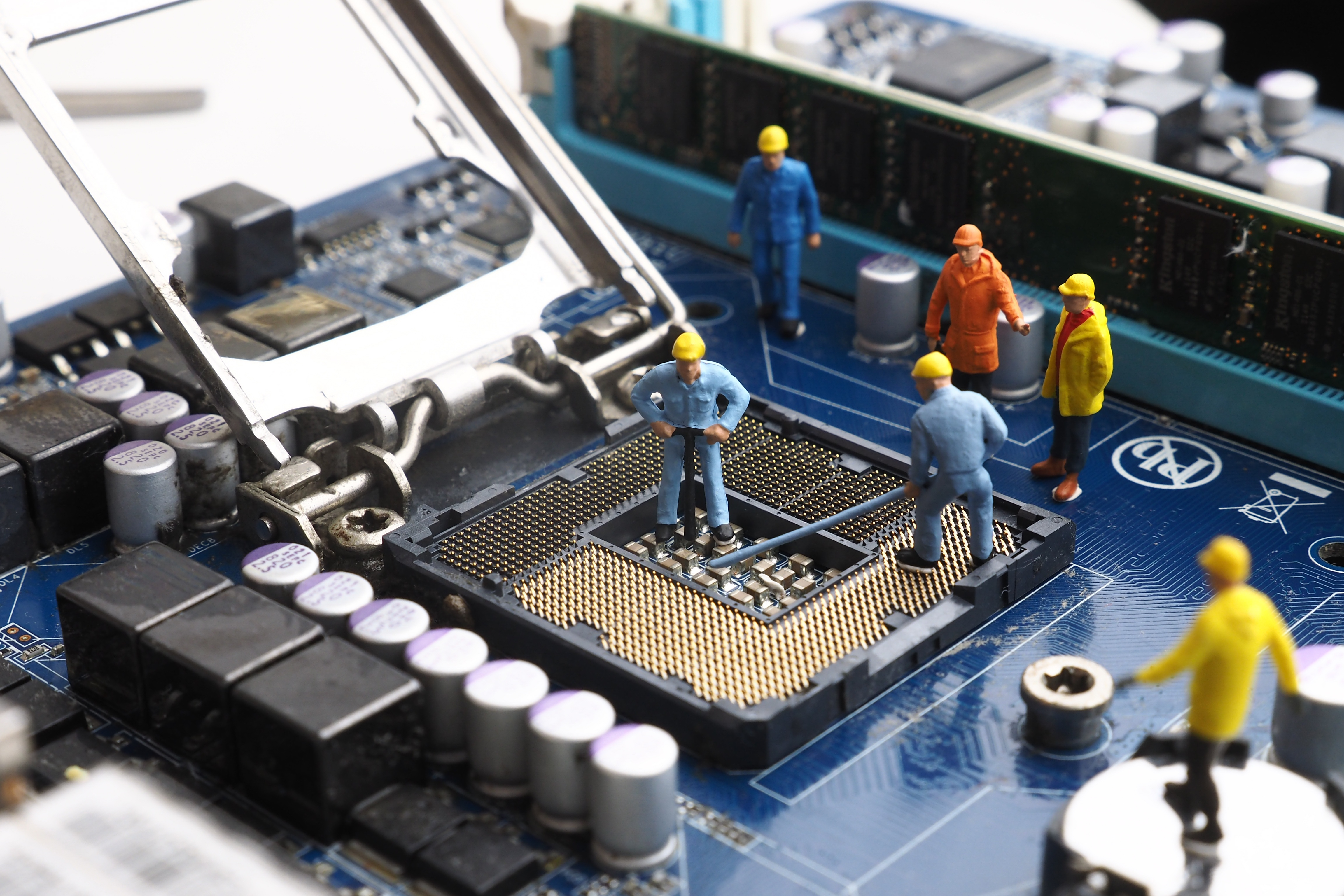 Business Advantages To Reactive Maintenance For Financial Institutions