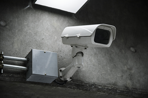 Our CCTV Camera Installations In London