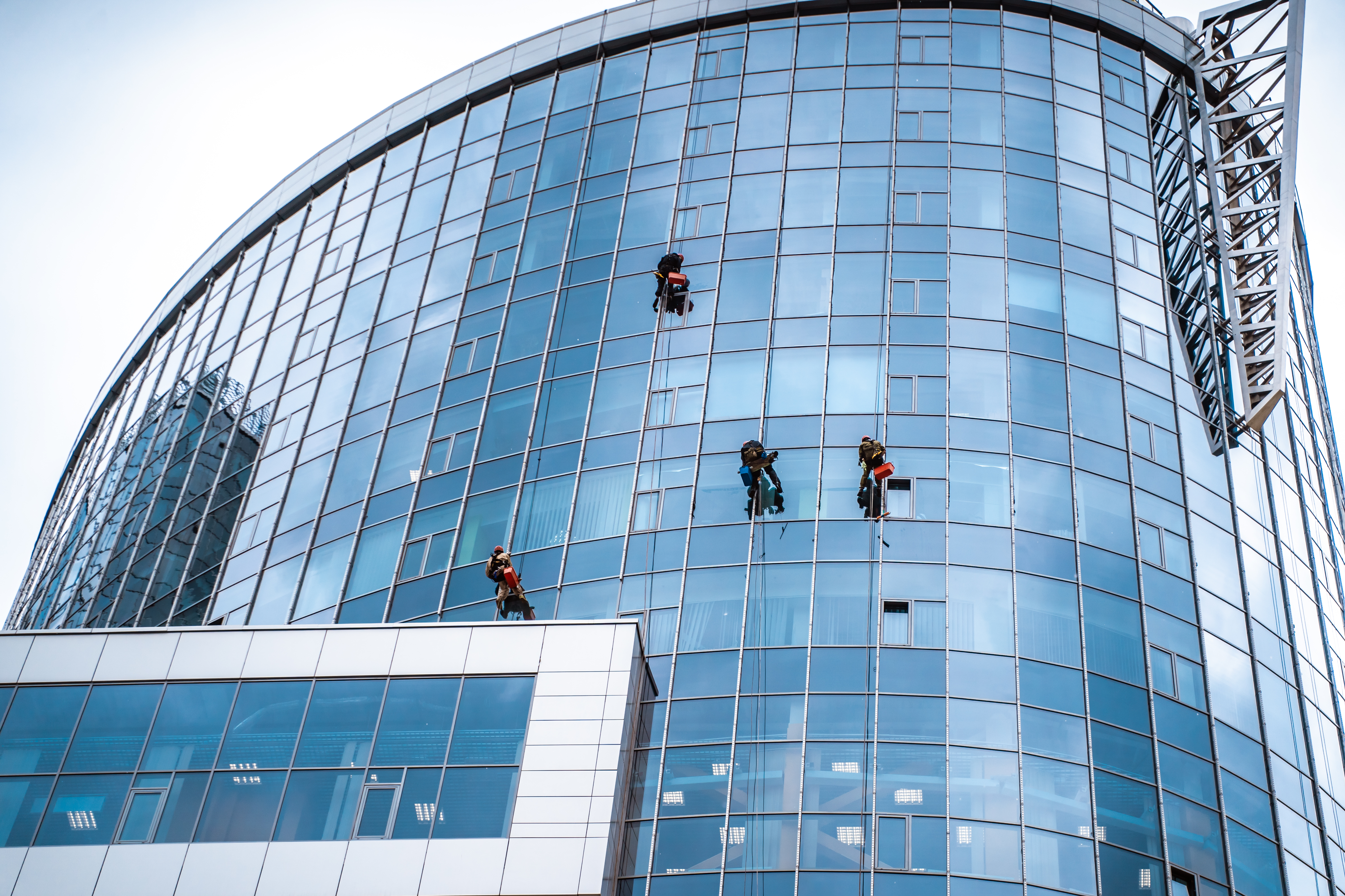 How often should you clean windows for your business?