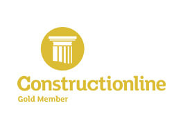We Have Constructionline Gold Membership!