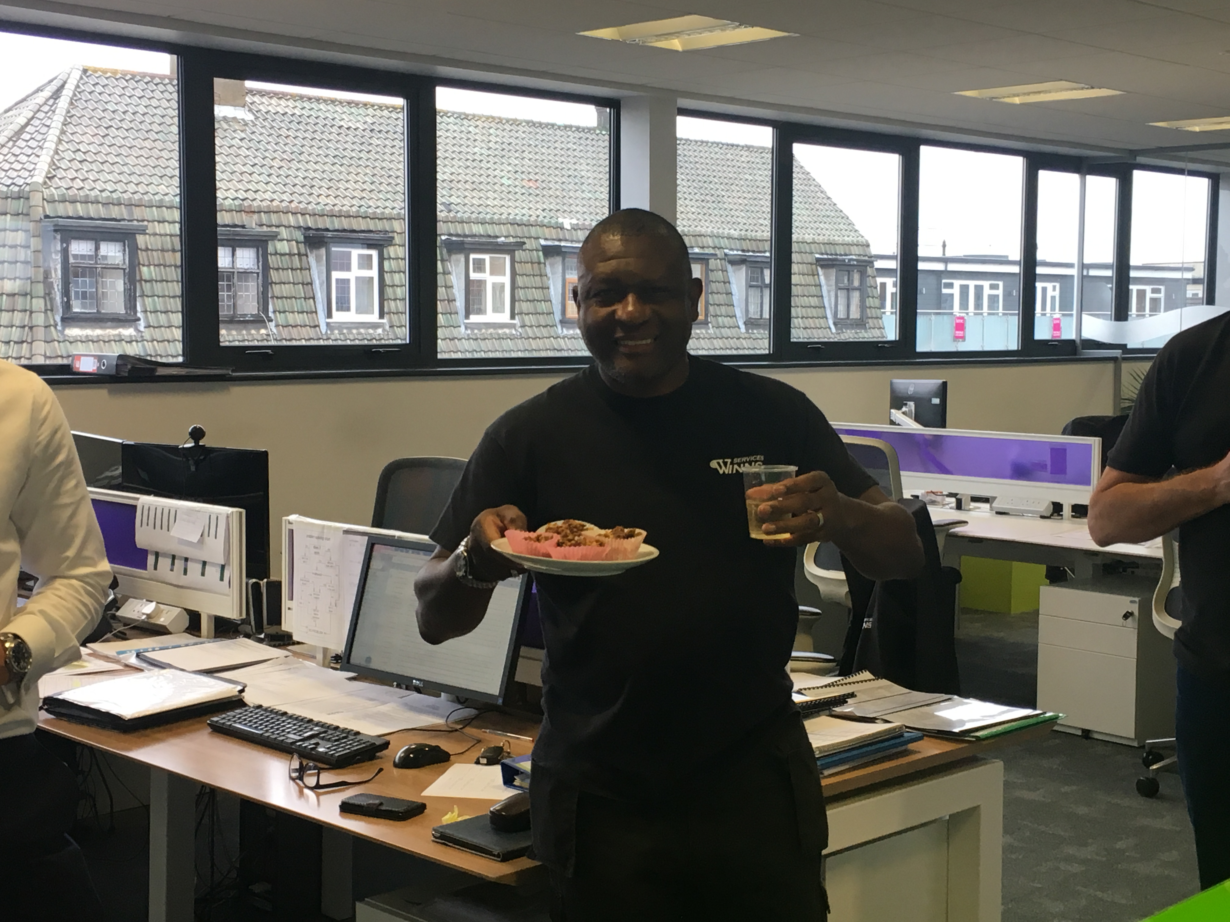 Celebrating 10 Years At WINNS Services