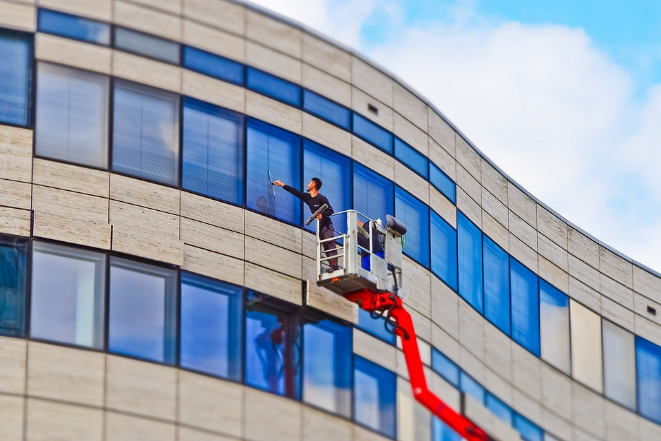 Searching For High Window Cleaners In Essex?