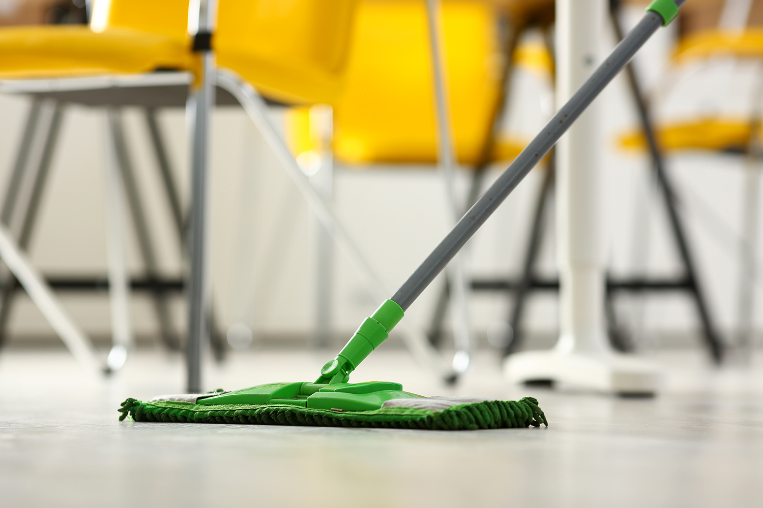 The Benefits of Having A Day Janitor For Your Business