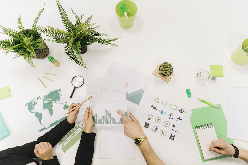 Ideas for Making Your Office Environmentally Friendly